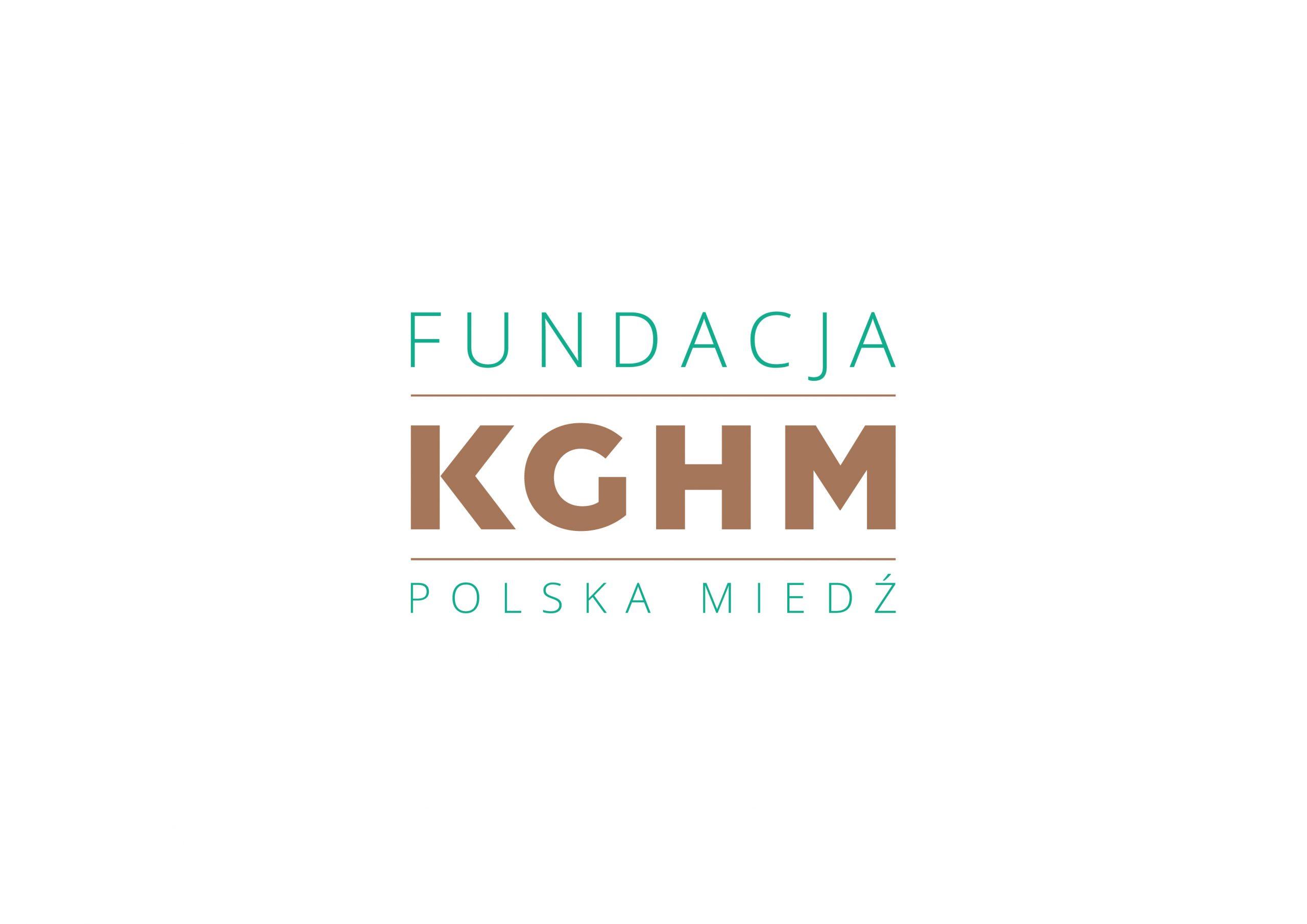 Logo Fundacja KGHM